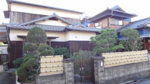 松阪市五反田町 T様邸外装リフォーム工事