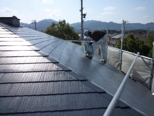 松阪市平成町 N様邸 太陽光・オール電化・塗装工事