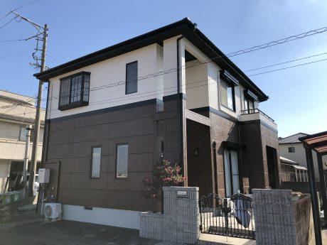 松阪市 M様邸 外装リフォーム工事