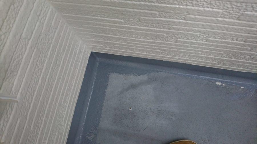 FRPバルコニー塗装工事