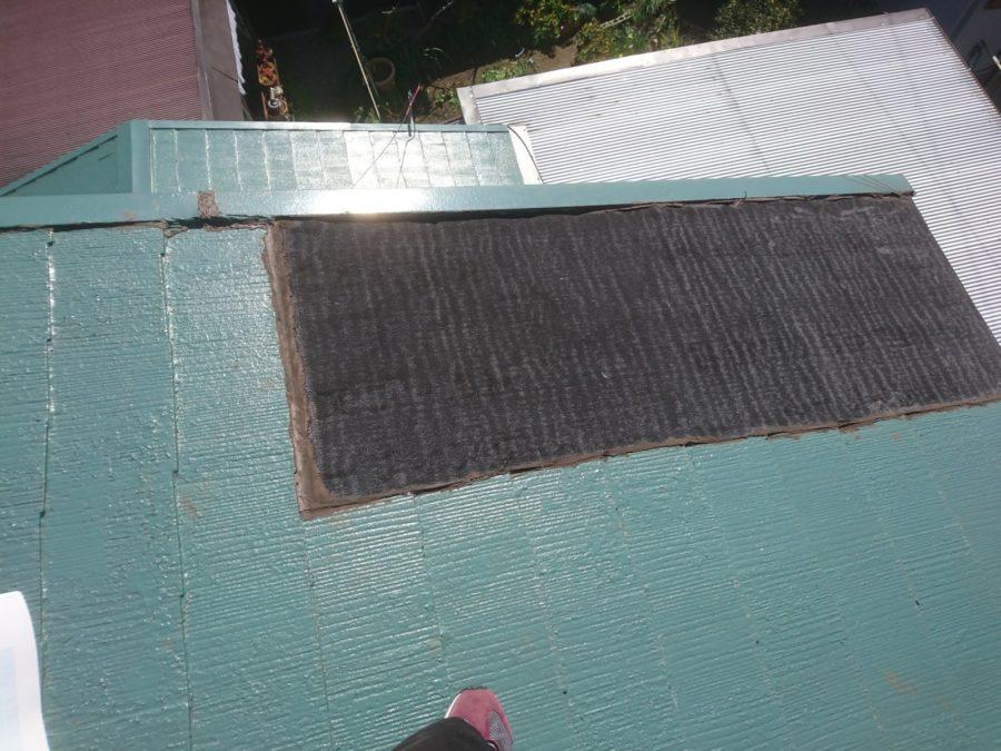 屋根を壊さず新しくするカバー工法