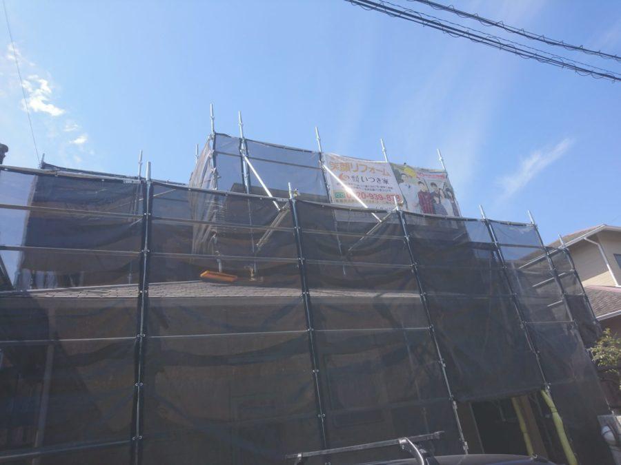 仕上がりに大きく差が出る屋根下塗り工事
