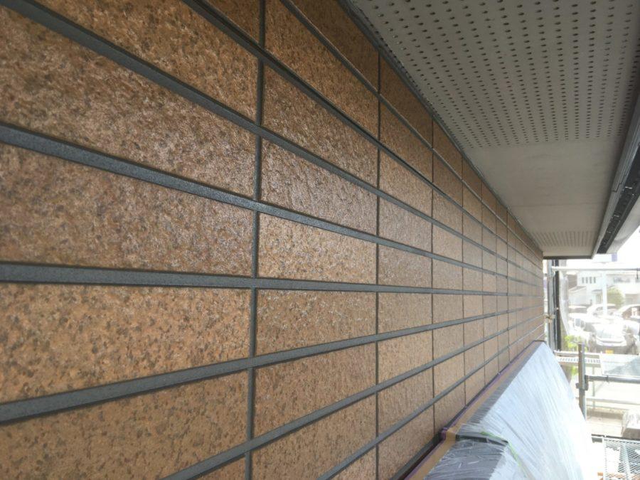 見た目を変えず外壁塗装・クリア塗装